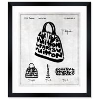 Oliver Gal™ Louis Vuitton 2002 15-Inch x 18-Inch Framed Print Wall Art