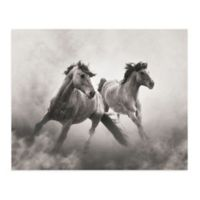Christopher Knight Collection® Wild Horses 27-Inch x 36-Inch Wrapped Canvas Wall Art