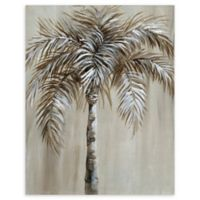 Palm Magic I 22-Inch x 28-Inch Wrapped Canvas Wall Art
