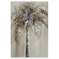 Palm Magic I 24-Inch x 36-Inch Wrapped Canvas Wall Art