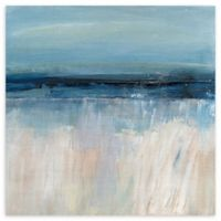 On the Severn I 30-Inch Square Wrapped Canvas Wall Art
