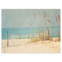 Masterpiece Art Gallery At the Beach 30-Inch x 40-Inch Canvas Wall Art