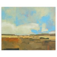October Sky 22-Inch x 28-Inch Wrapped Canvas Wall Art