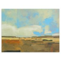 October Sky 30-Inch x 40-Inch Wrapped Canvas Wall Art