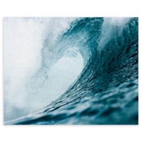"""Perfect Wave 22"""" x 28"""" Canvas Wall Art"""