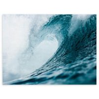 """Perfect Wave 30"""" x 40"""" Canvas Wall Art"""