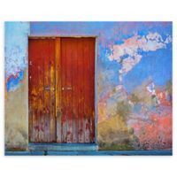"""Global Patina 22"""" x 28"""" Wrapped Canvas Wall Art"""