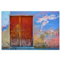 """Global Patina 24"""" x 36"""" Wrapped Canvas Wall Art"""