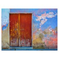 """Global Patina 30"""" x 40"""" Wrapped Canvas Wall Art"""