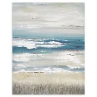 Distant Horizon 22-Inch x 28-Inch Wrapped Canvas Wall Art