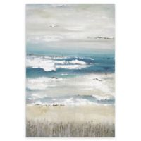 Distant Horizon 24-Inch x 36-Inch Wrapped Canvas Wall Art