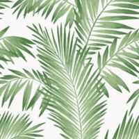 Arthouse Tropical Palm Wallpaper in Green