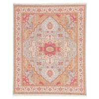 Jaipur Living Talma Medallion 9' x 12' Area Rug in Orange