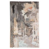 Jaipur Living Benna Abstract 5' x 8' Handcrafted Area Rug in Grey