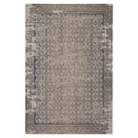 Jaipur Living Polaris Geometric Indoor/Outdoor 2' x 3' Accent Rug in Stone