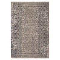 Jaipur Living Polaris Geometric Indoor/Outdoor 8'10 x 12' Area Rug in Stone