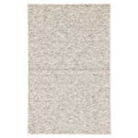 Jaipur Living Montshire Solid 5' x 8' Area Rug in Grey