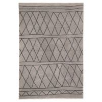 Jaipur Living Pax Trellis 5' x 7'6 Handcrafted Area Rug in Light Grey