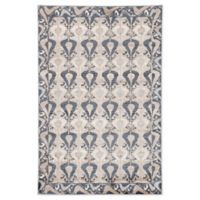 Jaipur Living Hilson Ikat 2' x 3' Accent Rug in Blue