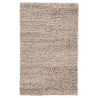 Jaipur Redford Solid 2' x 3' Hand-Loomed Accent Rug in Tan