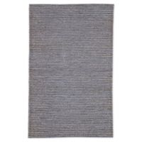 Jaipur Aleah Solid 5' x 8' Area Rug in Grey