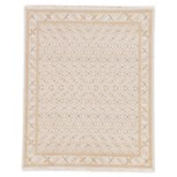 Jaipur Trellis 9' x 12' Area Rug in Gold