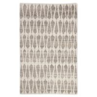 Jaipur Azland Geometric 2' x 3' Accent Rug in Ivory