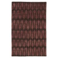 Jaipur Living Azland 7'9 x 9'9 Hand-Knotted Area Rug in Purple