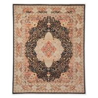 Jaipur Living Revolution 2' x 3' Hand-Knotted Accent Rug in Black