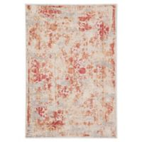 Jaipur Living Dreslyn Floral 2' x 3' Accent Rug in Red