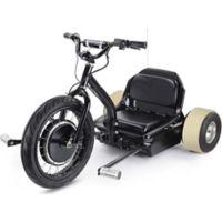 MotoTec 48v Drifter Electric Trike in Black