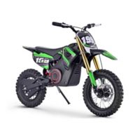 MotoTec 36-Volt Pro Electric Dirt Bike in Green