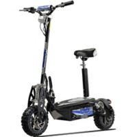 UberScoot 48-Volt Electric Scooter by Evo Powerboards in Black