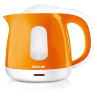 Sencor® 1-Liter Electric Kettle in Orange