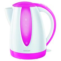 Sencor® 1.8-Liter Electric Kettle in Pink