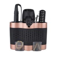 Minky Homecare Premium Hairstyling Dock in Rose Gold