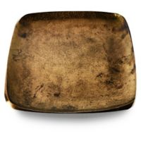 Julia Knight® Eclipse 9-Inch Stackable Square Tray in Bronze