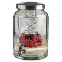 Circleware Valencia 353 oz. Beverage Dispenser with Infuser