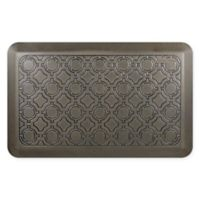 """Moroccan 32"""" x 20"""" Kitchen Mat in Sycamore"""