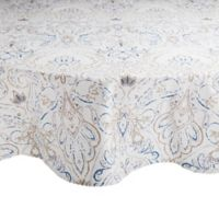 Cleo 70-Inch Round Tablecloth