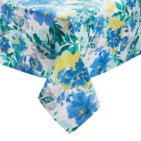 Winona Floral 60-Inch x 120-Inch Oblong Tablecloth