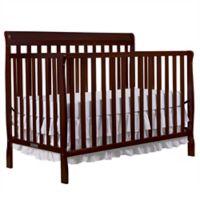 Dream On Me Alissa 4-in-1 Convertible Crib in Espresso
