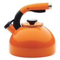 Circulon® Morning Bird 2 qt. Tea Kettle in Orange