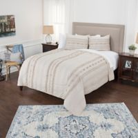 Rizzy Home Hattie King Quilt in Natural