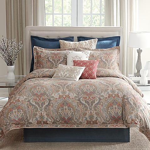 Modern Living™ Tillery 4-Piece Queen Comforter Set