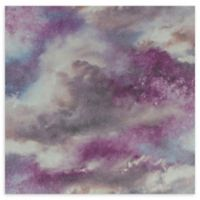 Arthouse Diamond Galaxy Wallpaper in Purple/Blush
