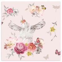 Arthouse Anastasia Wallpaper in Pink