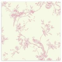 Arthouse Chinoise Wallpaper in Pink