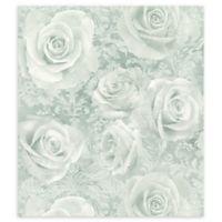 Arthouse Reverie Wallpaper in Silver