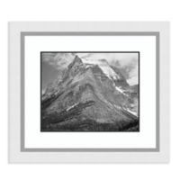 Amanti Art Going-to-the-Sun Mountain,MT 26-Inch x 23-Inch Framed Art Print